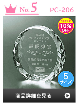 創業・創立・周年記念のお祝い記念品 人気ランキング5位